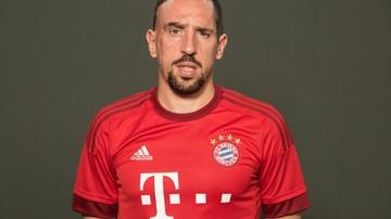 2015-10-30 Ribery wznowił treningi z piłką