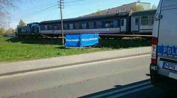 04-05-2016 14:41 Zginął na torach. Miał słuchawki na uszach i nie słyszał pociągu