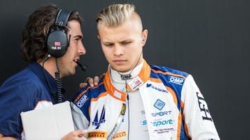 2015-09-06 Janosz z tempem czołówki GP3 na Monzy