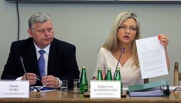 Wassermann: złożyłam do sądu wniosek o uchylenie decyzji ws. wezwania mnie na świadka
