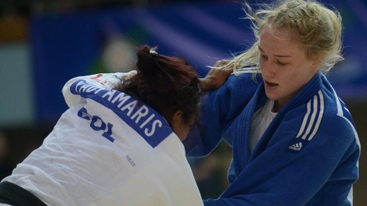 MŚ w judo: Borowska przegrała w dogrywce w eliminacjach
