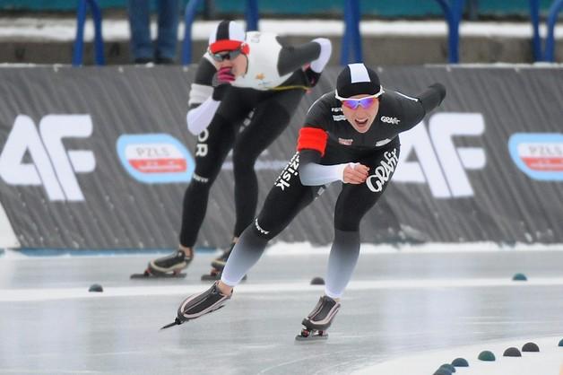 Złota Złotkowska - Mistrzostwa Polski w łyżwiarstwie szybkim
