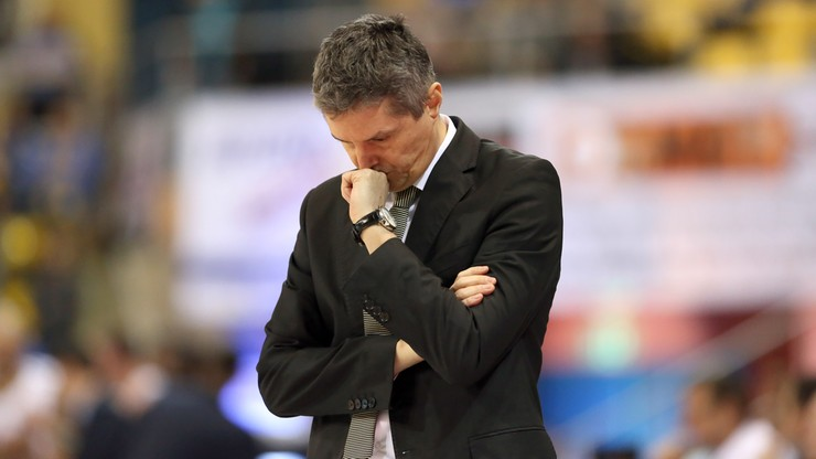 Martić nie jest już trenerem Trefla Sopot