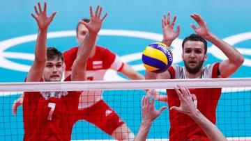 13-08-2016 22:44 Rio: Polscy siatkarze ulegli Rosjanom