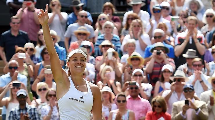 Wimbledon: W Puszczykowie znów wspólne dopingowanie Kerber