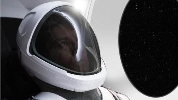 Pierwsze zdjęcie skafandra SpaceX. Elon Musk chwali się w mediach społecznościowych