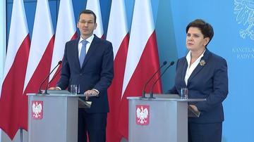 04-12-2017 23:23 RMF: Mateusz Morawiecki zastąpi Beatę Szydło na stanowisku premiera