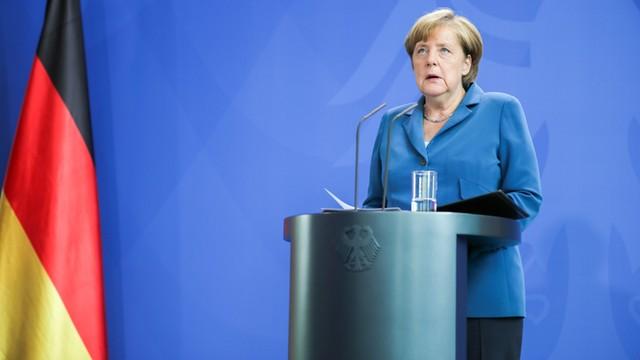 Merkel rozmawiała z Trumpem