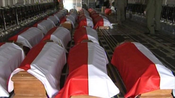 Sześć rodzin ofiar katastrofy smoleńskiej formalnie sprzeciwia się ekshumacji