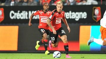 2015-11-30 Fogiel o Grosickim: 90 minut, asysta, bramka i 7 od L'Equipe
