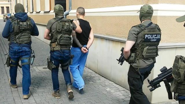 Bokser Dawid K. ps. Cygan zatrzymany za kierowanie grupą przestępczą