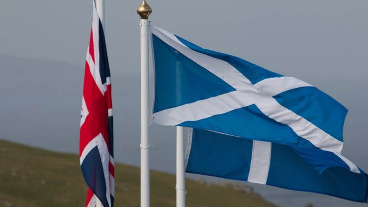 Brytyjski rząd przeciw drugiemu referendum ws. niepodległości Szkocji