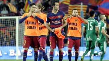 2015-10-28 Puchar Króla: Bezbramkowy remis Barcelony z trzecioligowcem