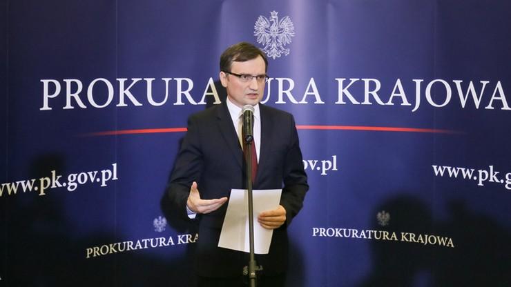 Ziobro: poleciłem wszcząć śledztwo ws. przecieku projektu wyroku TK