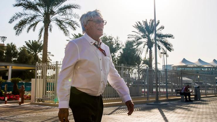 Ecclestone stracił posadę dyrektora generalnego Formuły 1