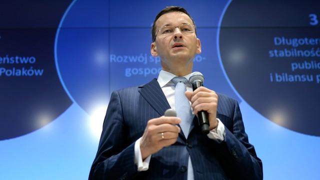 Morawiecki: Analizujemy potencjalne ryzyka związane z małym ruchem granicznym z Rosją