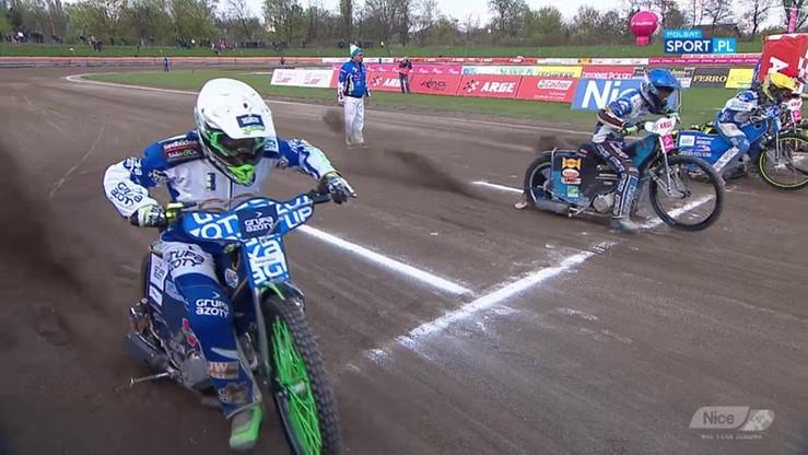 Szczepaniak rzutem na taśmę zapewnił wygraną Arge Speedway Wandzie Kraków