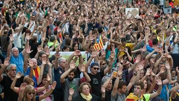 04-10-2017 12:27 Szefowie katalońskiej policji oraz przywódcy dwóch proniepodległościowych organizacji zostali wezwani do sądu