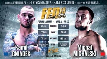 2016-11-21 FEN 15: Michalski zmierzy się z Undertakerem!