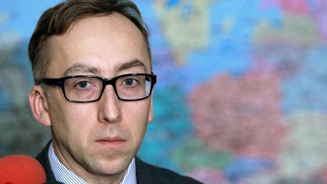 Prezes zarządu PKP Jakub Karnowski zrezygnował ze stanowiska
