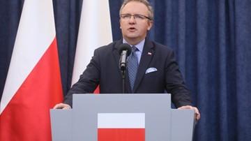 Szczerski: prezydent Duda w USA m.in. o polskim członkostwie w RB ONZ