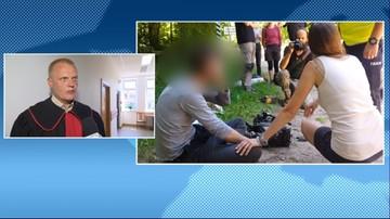 01-08-2017 12:36 Dwa miesiące aresztu dla ojca i syna podejrzanych o atak na operatora Polsat News. Złożyli sprzeczne zeznania