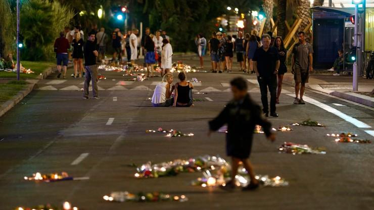 Zamach w Nicei: 85 osób wciąż przebywa w szpitalach
