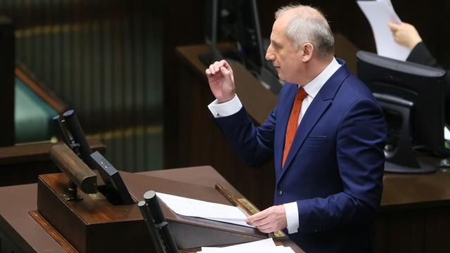 Jesteście tchórzami, boicie się zwykłej debaty - gorąco w Sejmie