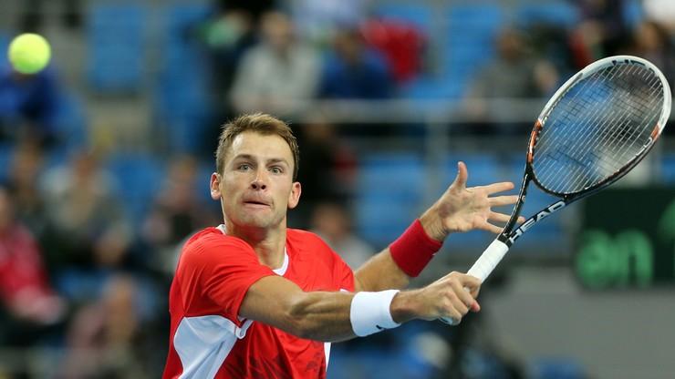 ATP w Paryżu: Kubot i Melo awansowali do półfinału debla