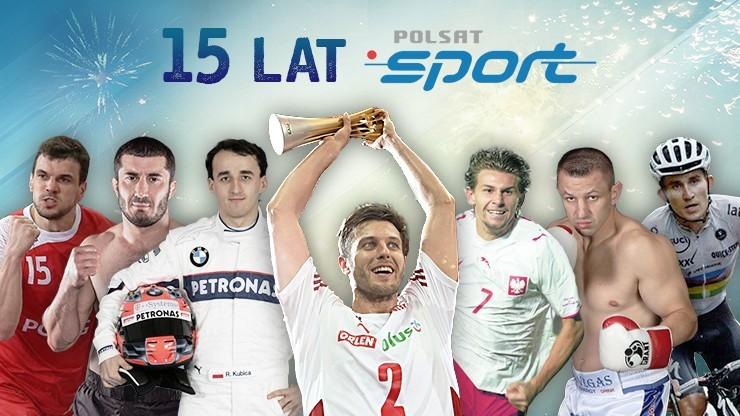 2015-10-02 15 lat Polsatu Sport! Wielka gala urodzinowa za nami!