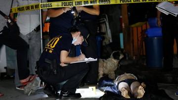 23-08-2016 10:14 Filipińska policja zlikwidowała ok. 1900 osób za przestępstwa narkotykowe