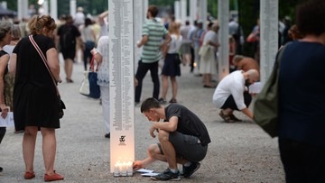05-08-2016 21:21 Uczczono pamięć mieszkańców Woli zamordowanych w powstaniu