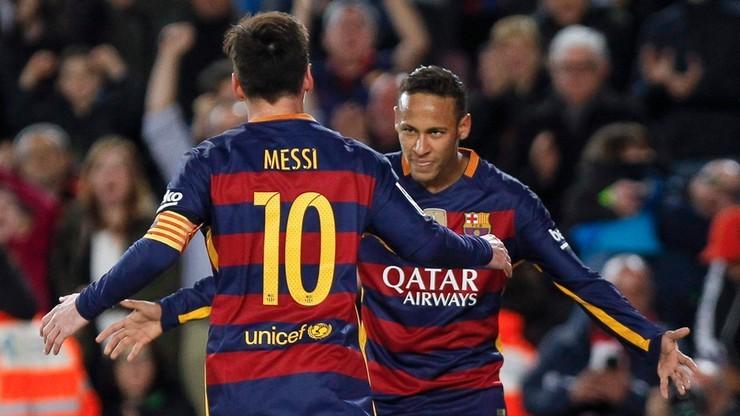 Messi: Barcelona jest lepsza bez Neymara