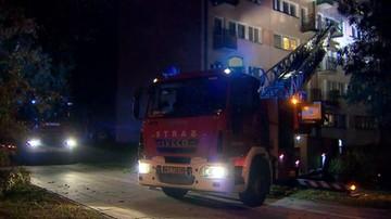 14-10-2016 23:40 Potężny wybuch w Warszawie. Jedna osoba nie żyje
