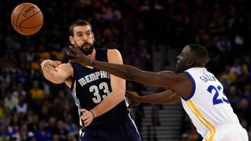 2016-02-10 NBA: Poważna kontuzja Marca Gasola