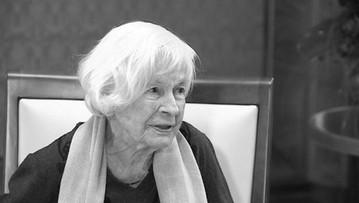19-02-2017 16:56 Zmarła Danuta Szaflarska. Miała 102 lata