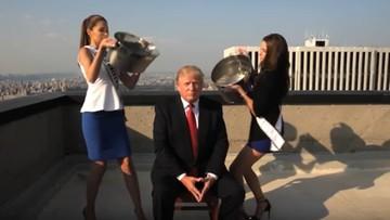 10-11-2016 22:58 Trump oblany przez amerykańskie miss. To trzeba zobaczyć