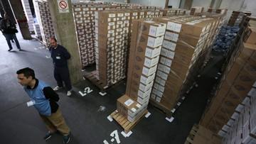 24-10-2015 18:29 W niedzielę Argentyńczycy będą wybierać prezydenta, wiceprezydenta oraz posłów i senatorów