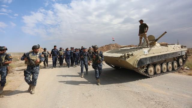 Rośnie napięcie wokół Kirkuku. W Iraku wybuchnie kolejna wojna?