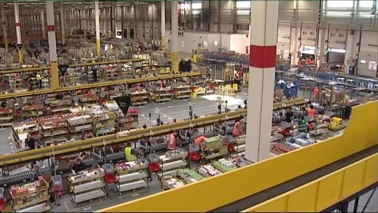 Powstanie nowe centrum Amazona w Polsce