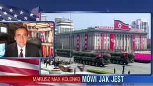 Mariusz Max Kolonko - Napięcie na Półwyspie Koreańskim