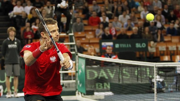 Fyrstenberg awansował do 2. rundy debla na Wimbledonie