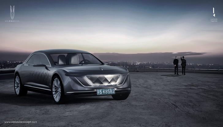 Varsovia – luksusowe auto z Polski. Zobacz, czym ma podbić świat