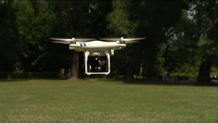 Dron plus dziecko. To może być katastrofa