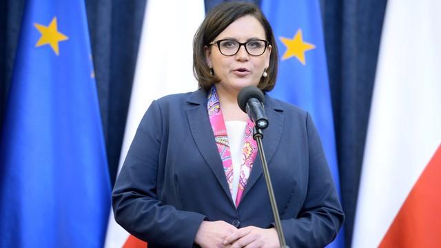Sadurska o ultimatum PO: namawiają pana prezydenta do tego, żeby konstytucję złamał