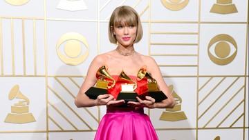 16-02-2016 07:30 Nagrody Grammy rozdane. Wieczór należał do Taylor Swift i Eda Sheerana