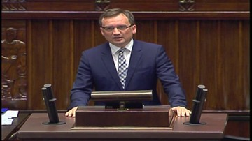 Ziobro: polski system powoływania sędziów jest skrajnie niedemokratyczny