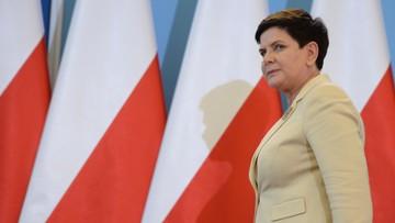 """24-08-2017 19:43 """"Polska upomina się o sprawiedliwość, krzywda nie została nam naprawiona"""". Szydło o reparacjach"""