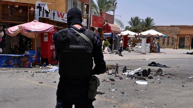 Egipt: nieudany zamach na turystów w Karnaku