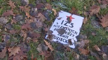 """24-12-2015 16:43 """"Antyrosyjskie barbarzyństwo"""". Rosja oczekuje reakcji Polski na protest ws. profanacji cmentarza"""